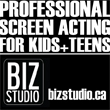 Small-Group Professional Film & TV Acting Classes for Kids & Teens